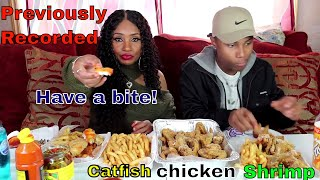 JJ Fish, Shrimp & Chicken and It'sDarius Storytime