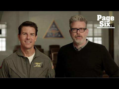 Tanner and Drew - Tom Cruise Stars In Anti-Motion Smoothing PSA