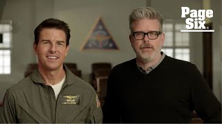 Tom Cruise warns against 'soap opera effect' of 'motion smoothing' in PSA | Page Six