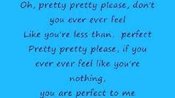 Pretty Pretty please Lyrics [Clean Verison]