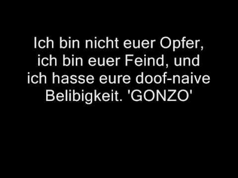 Böhse Onkelz - Keine Amnestie für MTV [Songtext]