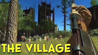 THE VILLAGE! - Rust
