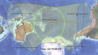Total Solar Eclipse of November 14, 2012