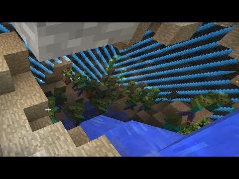 Captive Minecraft 2 - ep 012 - zeci de creeperi si de zombies