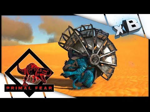 Roof Balcony & Fabled Roll Rat! :: Modded ARK: Scorched Fear :: E32