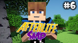 Gambar cover AfterLife SMP Ep.6 w/GravityWolf (Minecraft Survival Multiplayer ) LETS TALK!!!