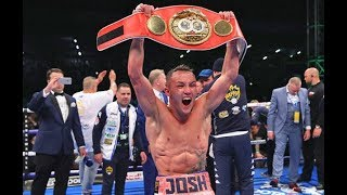 MEET THE TRAINING TEAM BEHIND JOSH WARRINGTON