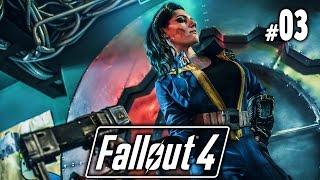 Fallout 4 - ИЗЁВЫЙ БОЙ С КОГТЕМ СМЕРТИ  03