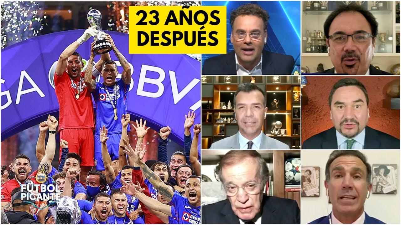 Cruz Azul es campen tras vencer a Santos