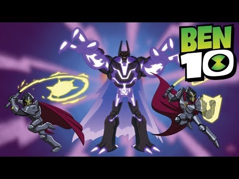 Ben 10 Reboot Season 3 Forever Knights Back + New Villan (LEAKED)