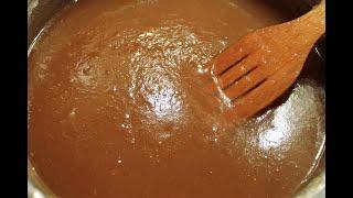 Густое, ароматное яблочное повидло на зиму - отличная начинка для пирожков!