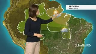 Previsão Norte – Nuvens carregadas e chuva
