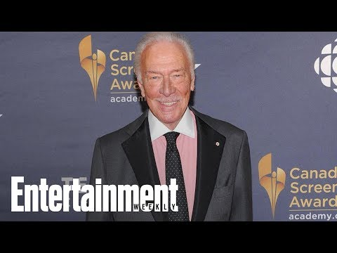Christopher Plummer On Spacey: Very Sad What Happened To Him | News Flash | Entertainment Weekly
