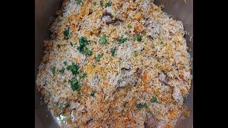 chicken yakhni pulao by kitchen with amna