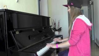 avicii feat aloe blacc wake me up piano cover