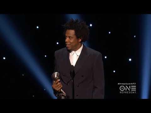 JAY-Z Wins NAACP's President's Award | Image Awards 50