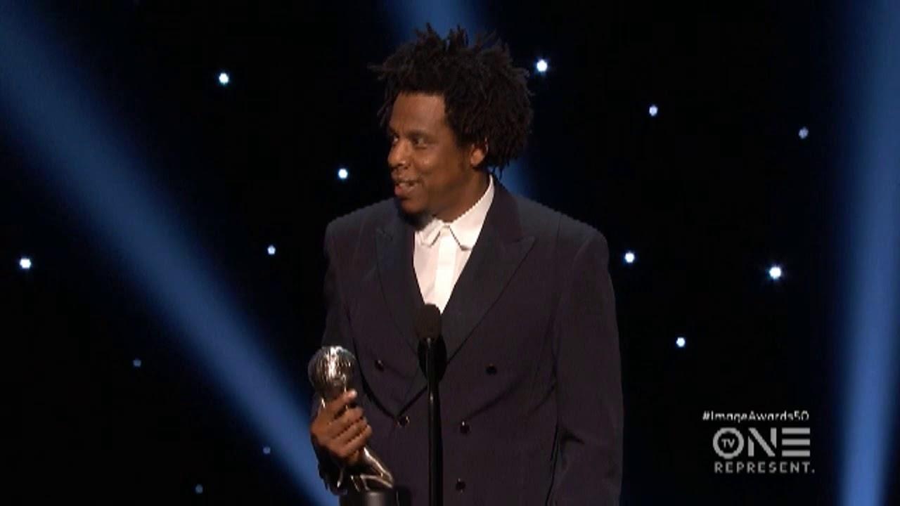 JAY-Z Wins NAACP's President's Award