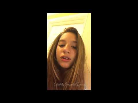 Mackenzie Ziegler x Maisy Stella INSTAGRAM LIVE 07/08/ 2017