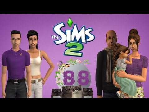 Let's Play The Sims 2 # 88