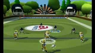 Madden NFL 09 All-Play: Wii 5-on-5