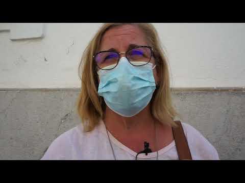 VIDEO: Los cordobeses siguen usando la mascarilla. ¿Sabes el motivo?