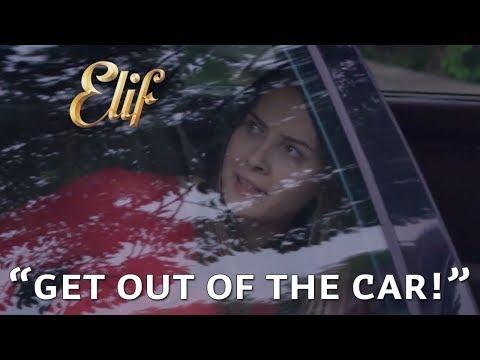 """""""İn arabadan!""""   Elif 739. Bölüm (English subtitles)"""