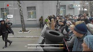 Начали выходить мамы с детьми, мы поняли, здесь не зря - полицейские об освобождении Славянска