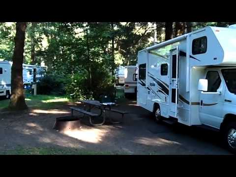 Fort Stevens State Park Warrenton Wa Review Youtube