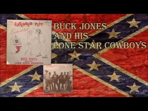 Buck Jones And His Lone Star Cowboys - Everybodys rockin tonight -EP