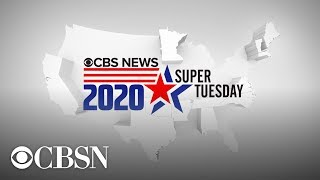 Watch Live: Super Tuesday Results And Analysis