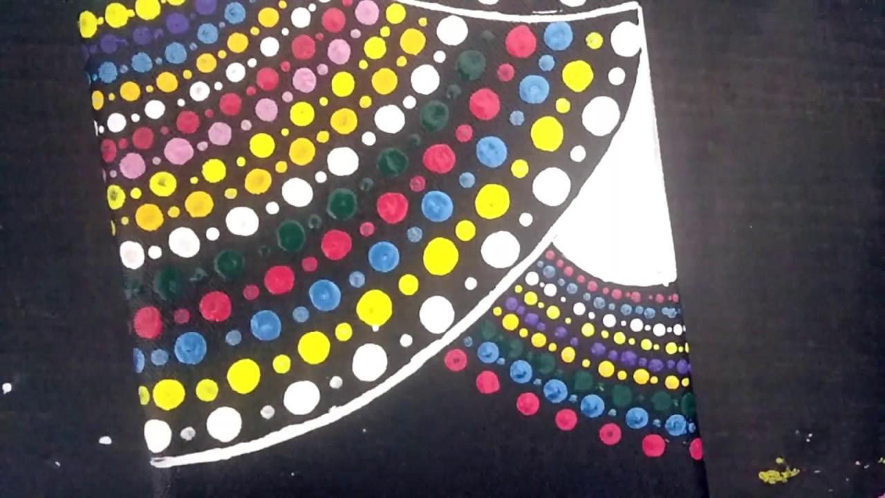 Mandala For Beginners How To Paint Mandala Dot Art Wall Decor Ideas