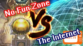 No Fun Zone VS Internet - Replays - MST.TV