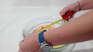 Simax Форма д-кекса круглая 260х58мм Color S6566 - обзор