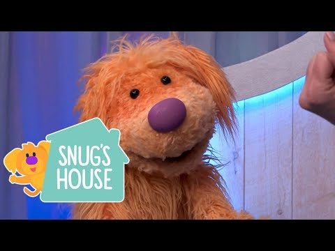 Snug's Store 💰, Clean Up Time ⏰, Tangled Up Yarn! | Snug's House | Universal Kids