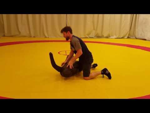 Paini. Painiliikkeitä. Takavyö. Greco-Roman Wrestling Throws Part 3