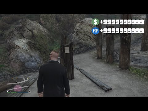 Gta 5 Unlimited Money & Unlimited RP Glitch
