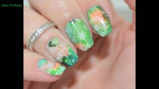 Hidden Snowflakes Collab with Fireangel.120 | Sam H Nails