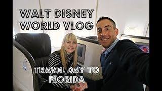 Walt Disney World & Florida Vlog   April 2017   Day 2 Travel Day To Florida