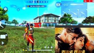 Badshah - Paani Paani x free fire | Jacquelin fernande | Aastha Gill | Mafiagang | official video