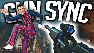 We are number one but it's an Overwatch gun sync V2