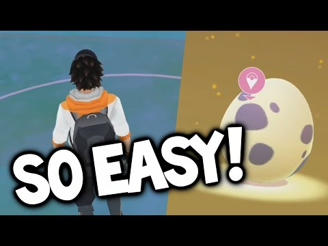 OMG!!! IT'S ALMOST AS IF YOU'RE HACKING IN POKEMON GO! (POKEMON GO LIFE HACK)