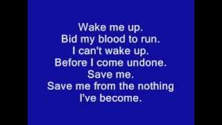 Repeat youtube video Bring Me to Life - Evanescence