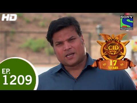 CID - सी ई डी - Episode 1209 -...