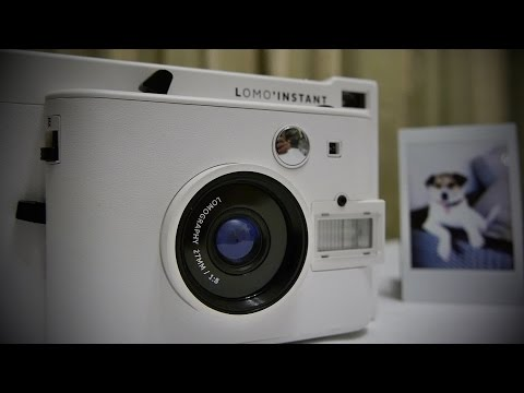 Lomo Instant Camera - My Review