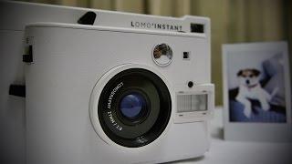Lomo Instant Camera - My Review
