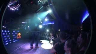 EU Dancehall Queen Competition 2013 - WINNER: BINTA BLACKOUT all 5 Rounds