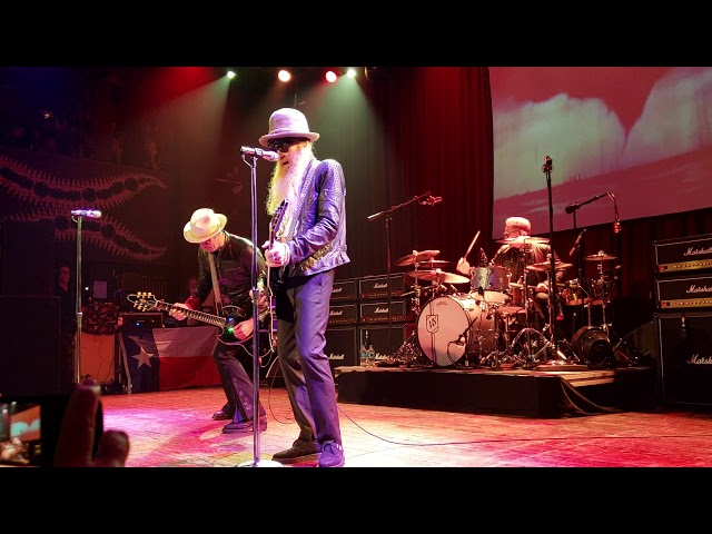 Billy Gibbons - Rollin and Tumblin