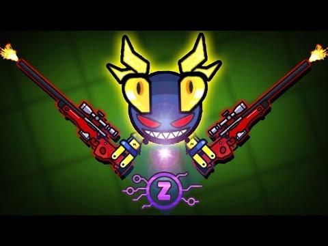 The RAREST WEAPON COMBO In Zombs Royale! | ZombsRoyale.io Season 8
