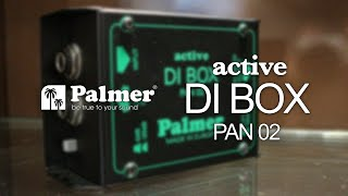 Palmer PAN 02 Active DI (Demo) | Kitharra