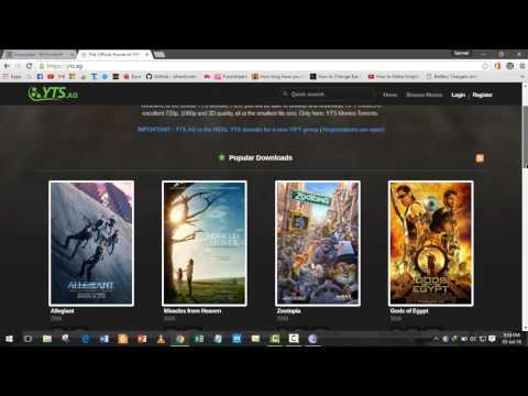 How To: Download Movies using bitTorrent/uTorrent